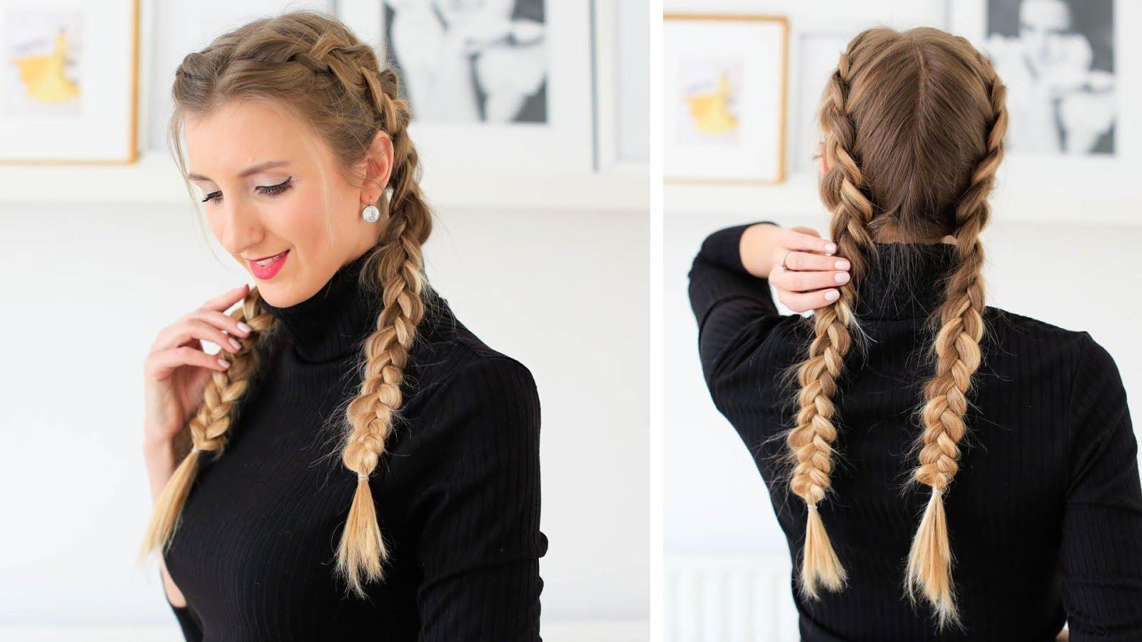 twin braids