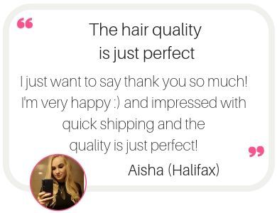 Hair extensions in Halifax