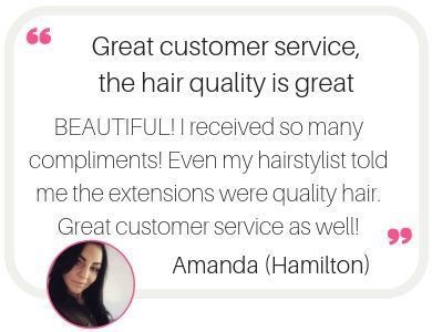Hair extensions in Hamilton