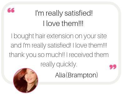 Hair extensions in London, Ontario