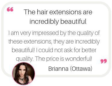 Hair extensions in Ottawa