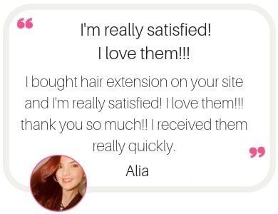 Hair extensions in Burlington