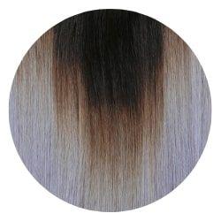 extensions cheveux ombré gris