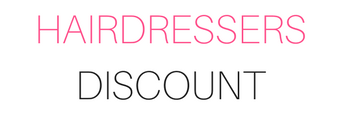 Canada Hair Discount for Hairdressers