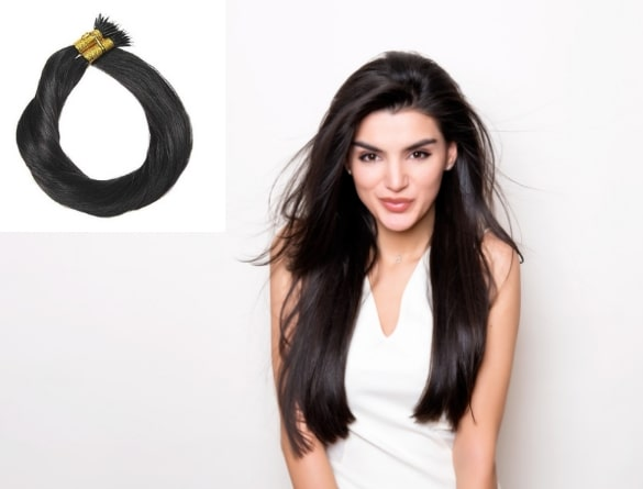 Nano rings hair Extension