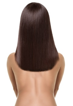 Hair extensions armpit length